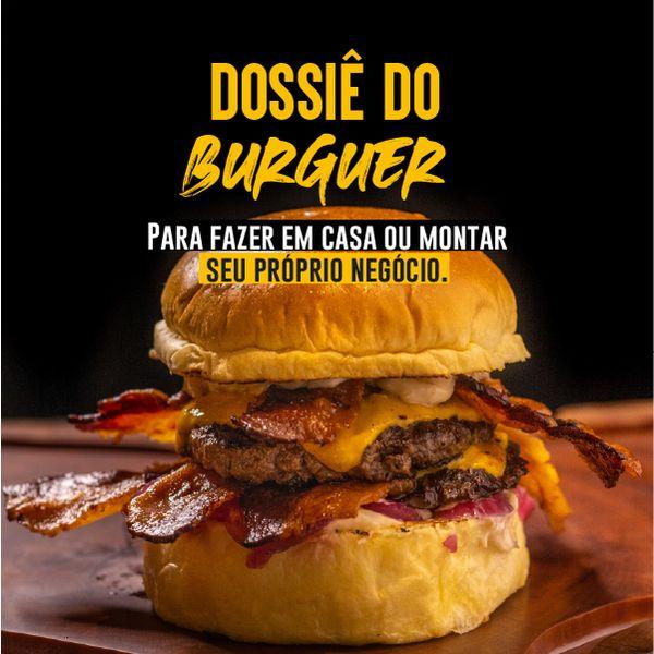 Imagem principal do produto Dossiê do Burger 2.0 - Ricks