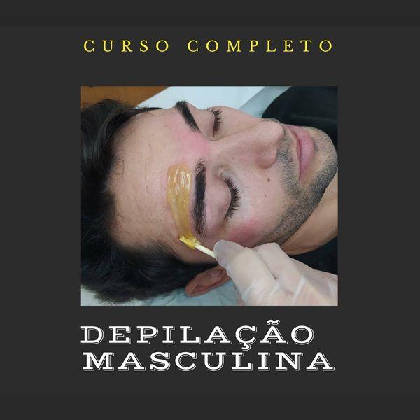 Imagem principal do produto DEPILAÇÃO MASCULINA ( PROFISSIONALIZANTE )