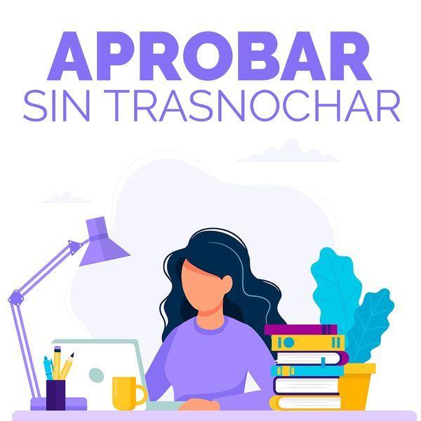Imagem principal do produto APROBAR SIN TRASNOCHAR