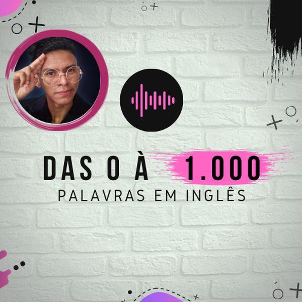 Imagem principal do produto Das 0 a 1.000 Palavras Em Inglês