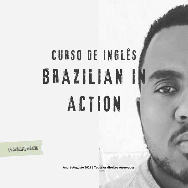 Imagem principal do produto Curso de Inglês - Brazilian in Action