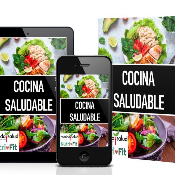 Imagem principal do produto COCINA SALUDABLE -FITNESS