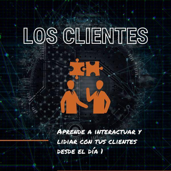 Imagem principal do produto IT Recruiting - Los Clientes