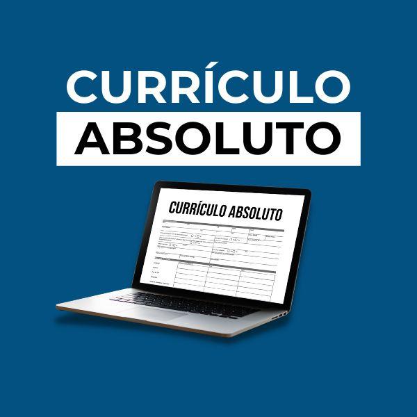 Imagem principal do produto CURRÍCULO ABSOLUTO