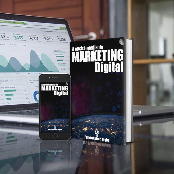 Imagem principal do produto A enciclopédia do marketing digital