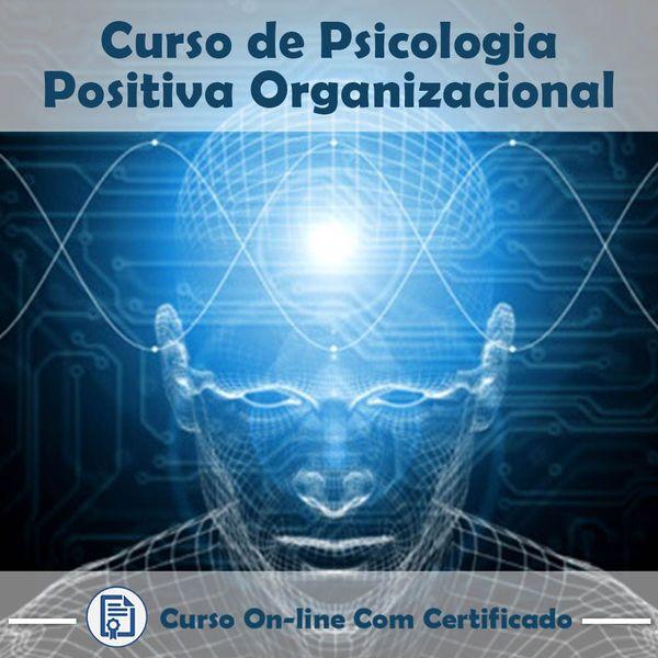 Imagem principal do produto Curso Psicologia Positiva Organizacional