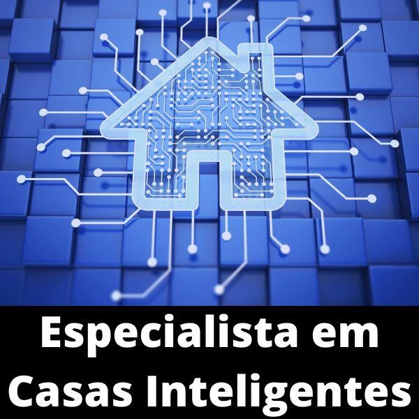 Imagem principal do produto Especialista em Casas Inteligentes - Soliens