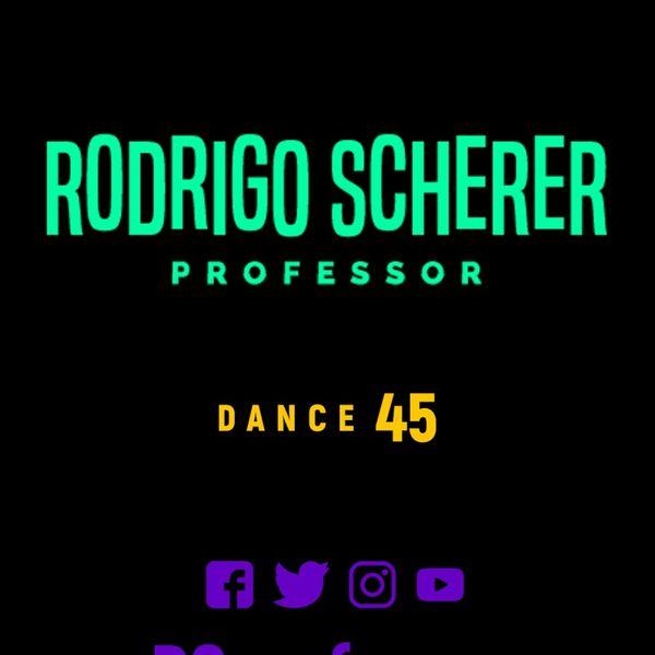 Imagem principal do produto Dance 45 Aula 1 semana 1 e 2 - Rodrigo Scherer