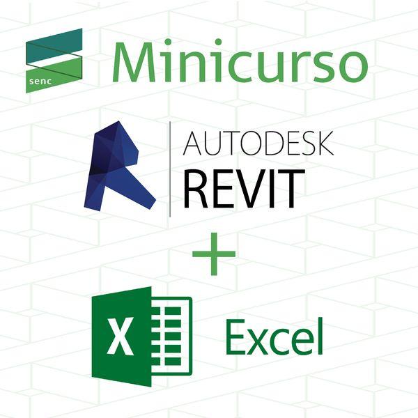 Imagem principal do produto  20ª SENC - Combo Revit + Excel