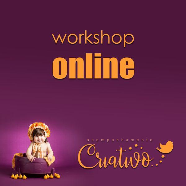 Imagem principal do produto Acompanhamento Criativo Online