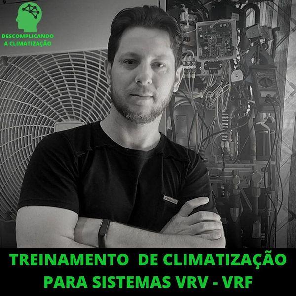 Imagem principal do produto TREINAMENTO DE CLIMATIZAÇÃO PARA SISTEMAS VRV E VRF
