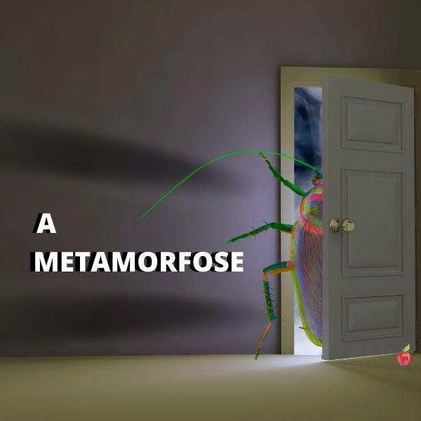 """Imagem principal do produto ÁUDIO TEATRO LITERÁRIO """"A METAMORFOSE"""""""