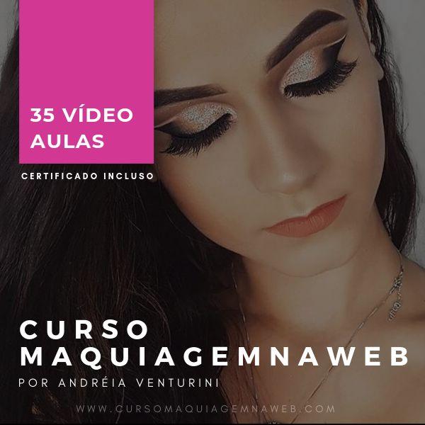 Online Courses: Curso Maquiagem na Web