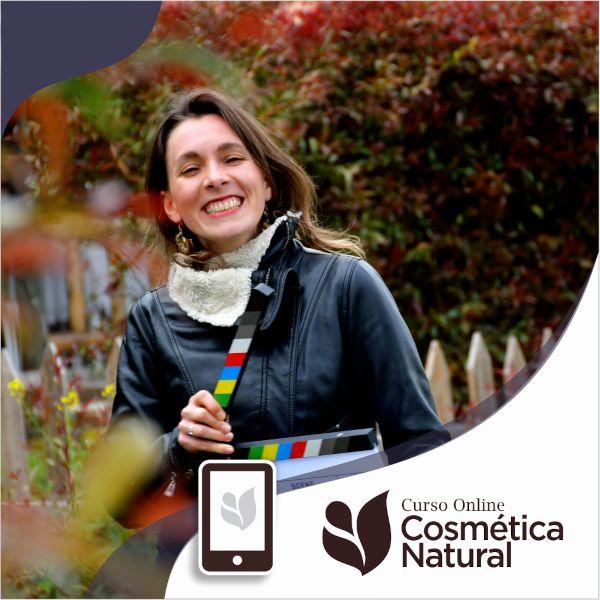 Imagem principal do produto Curso de Cosmética Natural by Ocre