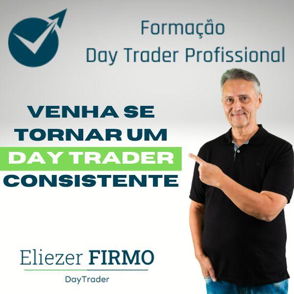 Imagem principal do produto Formação Day Trader Profissional