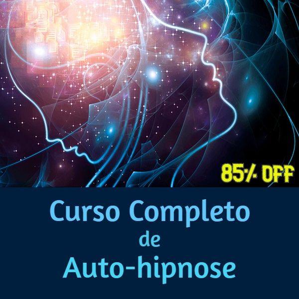 Imagem principal do produto CURSO COMPLETO DE AUTO-HIPNOSE