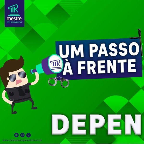 Imagem principal do produto DEPEN - 1.715 QUESTÕES INÉDITAS DE LEGISLAÇÃO