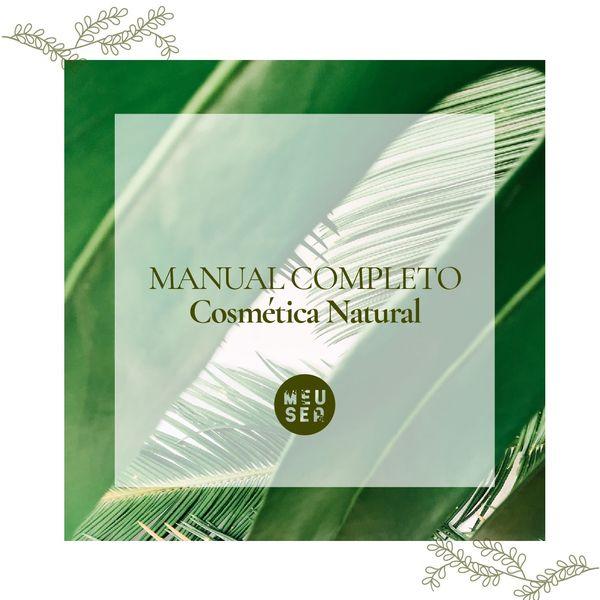 Imagem principal do produto Curso completo cosmética natural