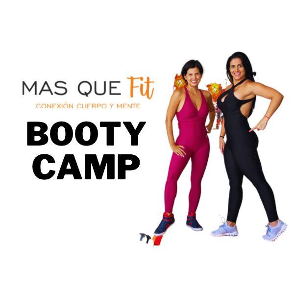 Imagem principal do produto Booty Camp MQF