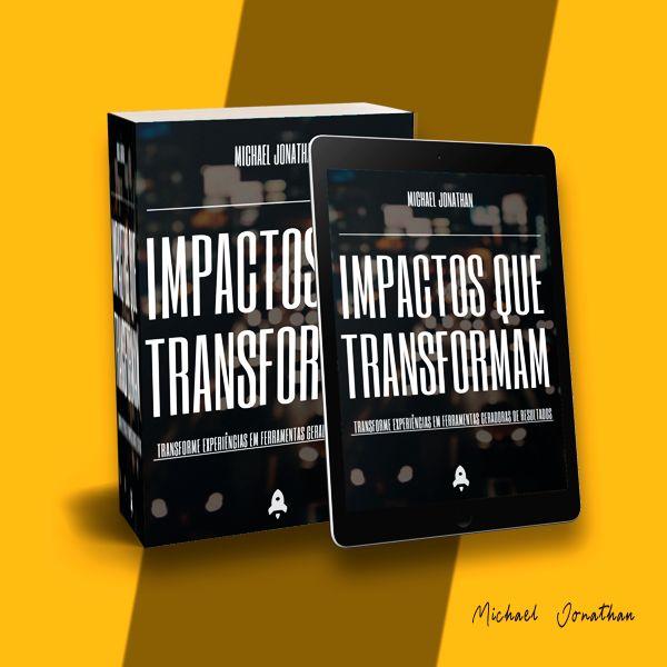 Imagem principal do produto IMPACTOS QUE TRANSFORMAM