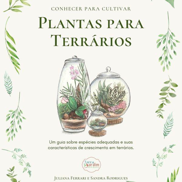Imagem principal do produto Guia de Plantas para Terrários