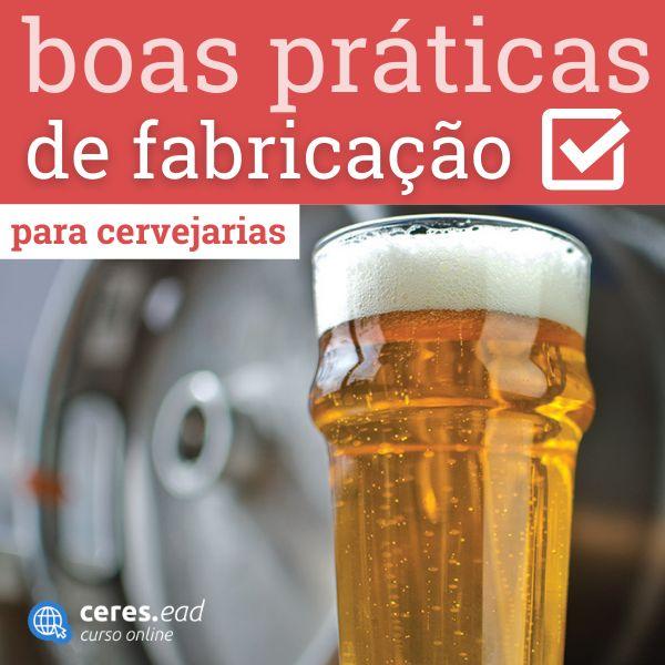 Imagem principal do produto Boas Práticas de Fabricação para Cervejarias - BPF
