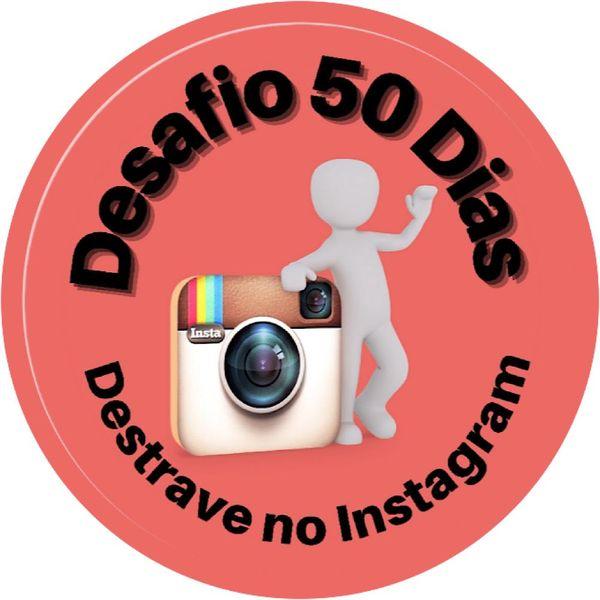 Imagem principal do produto Destrave Instagram