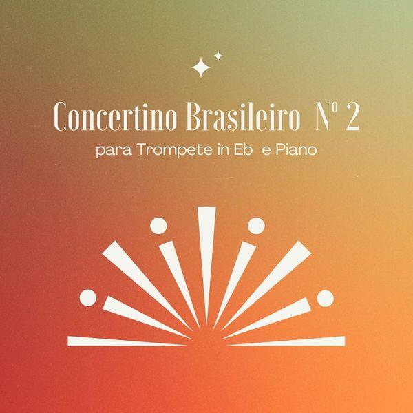 Imagem principal do produto CONCERTINO Nº 2 para Trompete in Eb