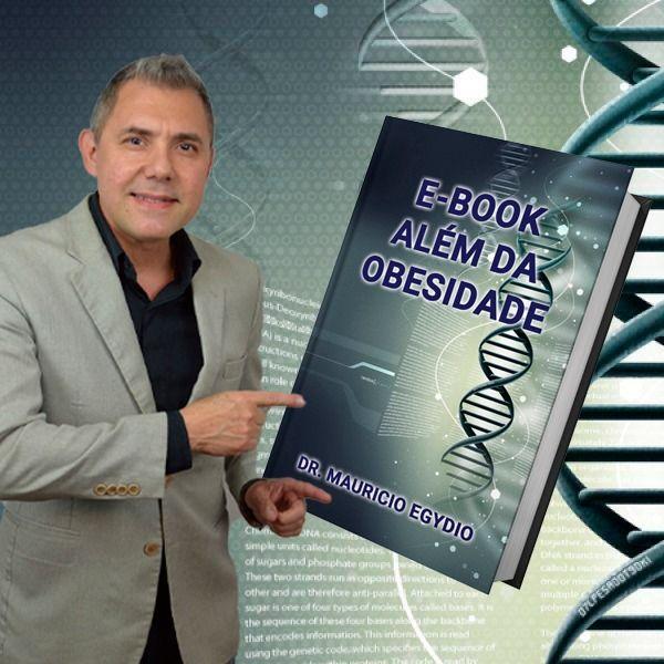 Imagem principal do produto ALÉM DA OBESIDADE