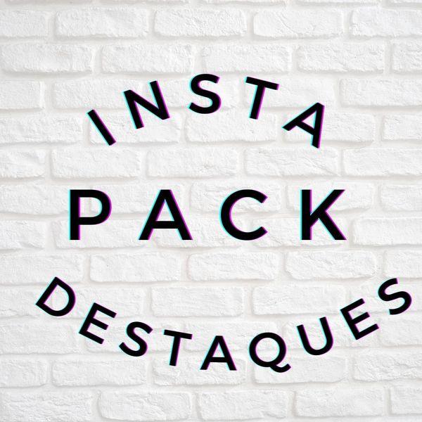 Imagem principal do produto Insta Pack Destaques