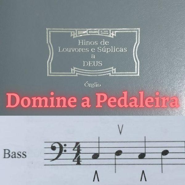 Imagem principal do produto Domine a pedaleira