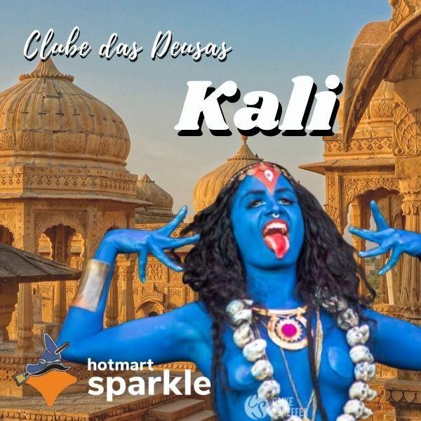 Imagem principal do produto Clube das Deusas: Kali