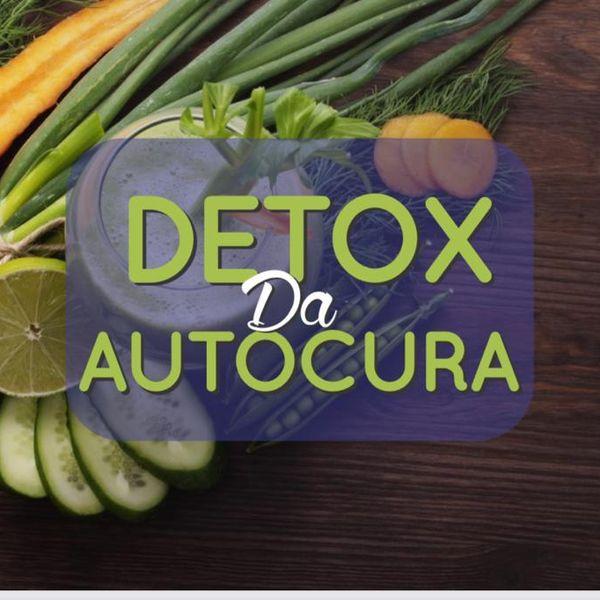 Imagem principal do produto Detox de Sucos e estilo de vida saudável por 30 dias