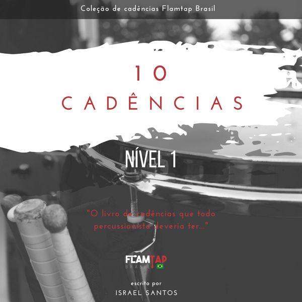 Imagem principal do produto 10 Cadências de nível 1 - Coleção de cadências Flamtap Brasil