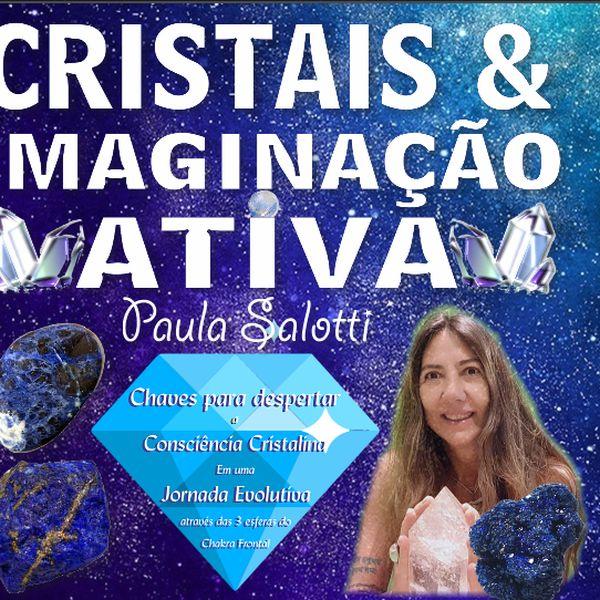 Imagem principal do produto Cristais & Imaginação Ativa