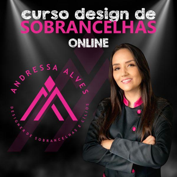 Imagem principal do produto CURSO ONLINE DE DESIGN DE SOBRANCELHAS
