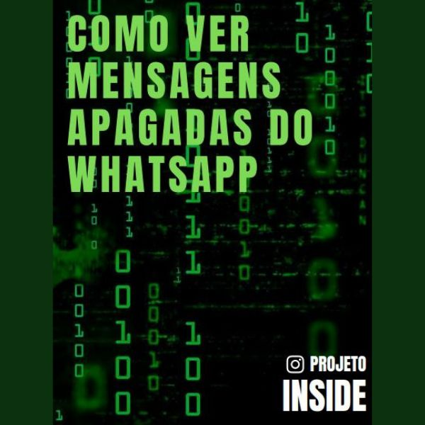 Imagem principal do produto Como ver mensagens apagadas do Whatsapp