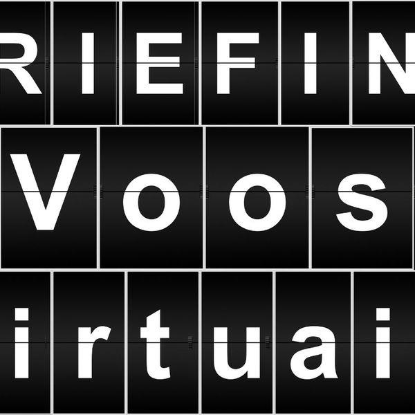 Imagem principal do produto Briefing Voos Virtuais