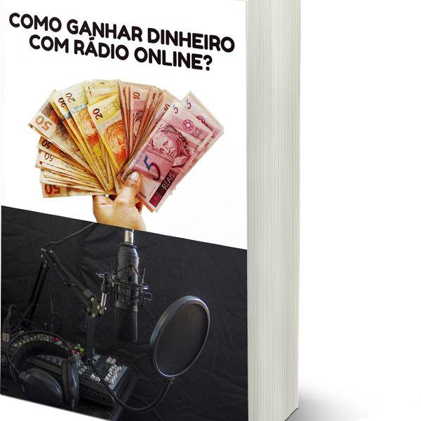 Imagem principal do produto Como ganhar dinheiro com rádio online?