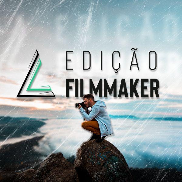 Imagem principal do produto Edição Filmmaker