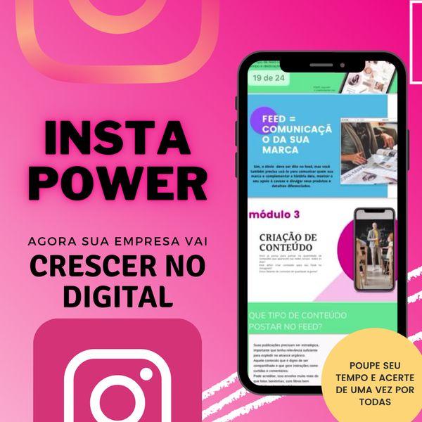 Imagem principal do produto Insta Power para Empreendedores
