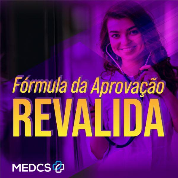 Imagem principal do produto Fórmula da Aprovação Revalida