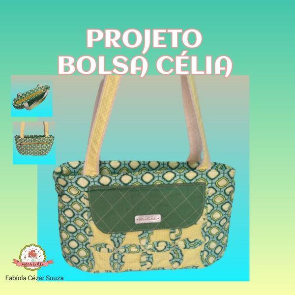 Imagem principal do produto Bolsa Celia