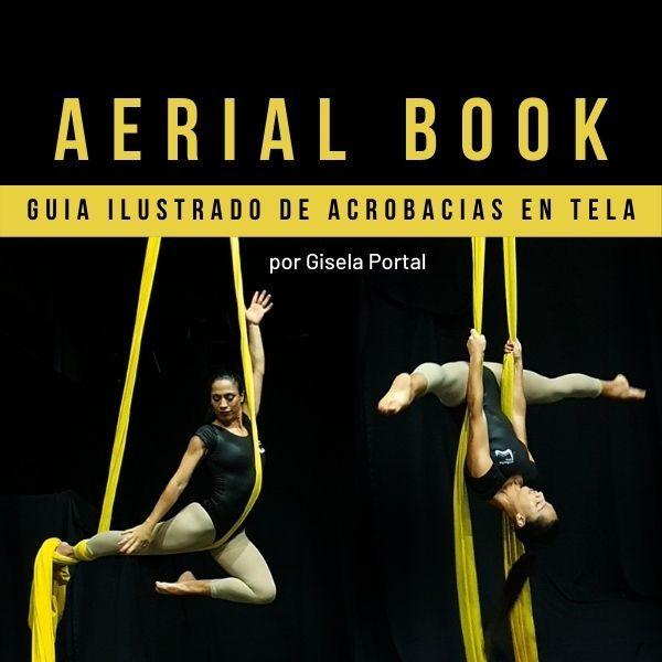 Imagem principal do produto Aerial Book - Acrobacias en Tela