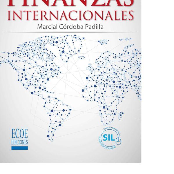 Imagem principal do produto Finanzas internacionales