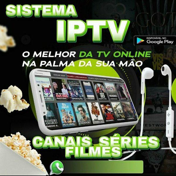 Imagem principal do produto CANAIS DE TV POR ASSINATURA