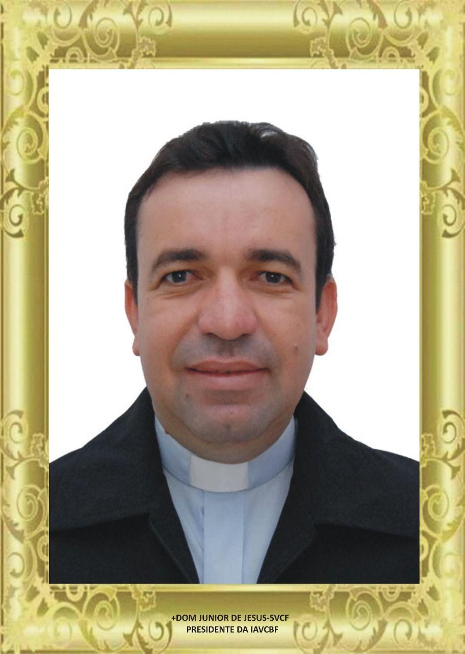 Dom Júnior de Jesus (Bispo Eleito)