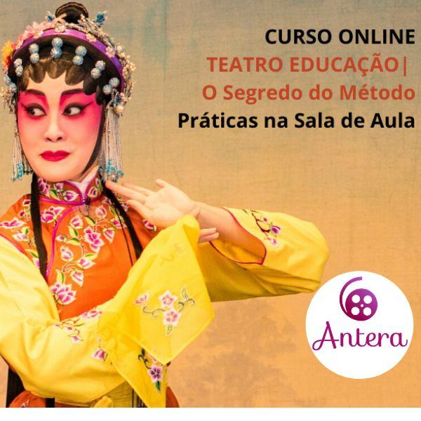 Imagem principal do produto Curso Teatro Educação| O Segredo do Método.