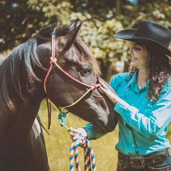 Imagem principal do produto Equoessência - Conexão com cavalos