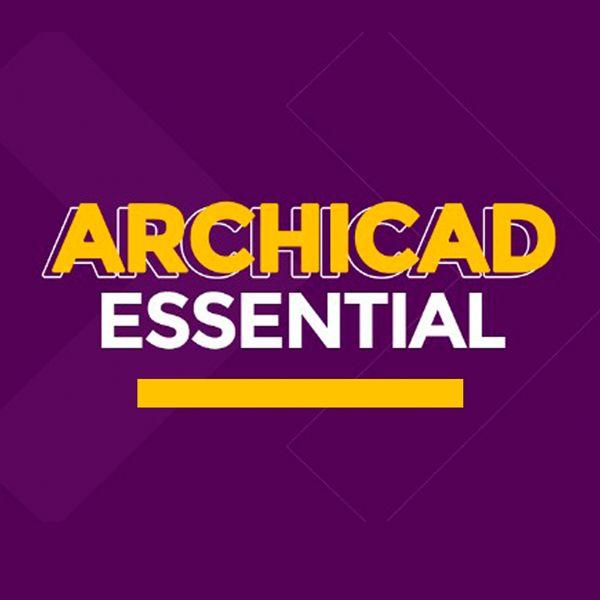 Imagem principal do produto ArchiCAD Essential